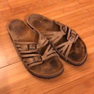 Birkenstock Granada Sandal Size 37